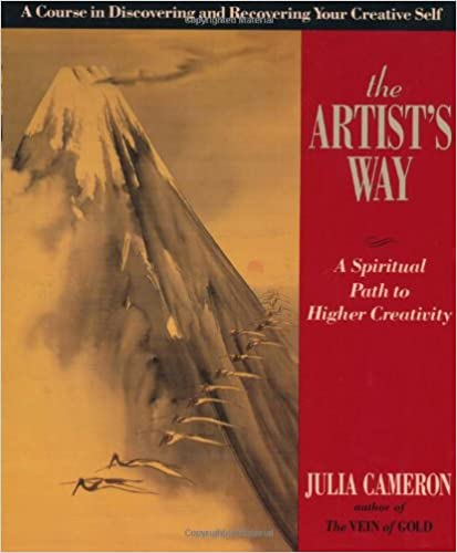 Cover art for The Artist's Way by Julia Cameron