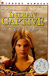 Paperback cover of Indian Captive by Lois Lenski