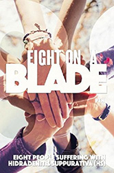 Cover of Eight on a Blade