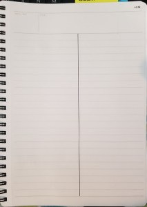Divided page