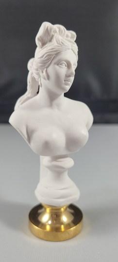 Aphrodite wax stamp handle