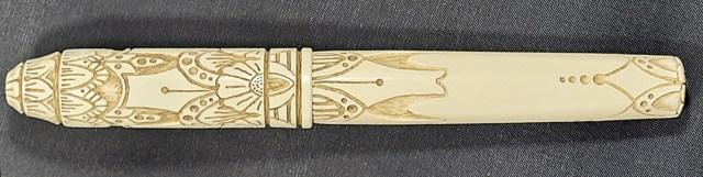 Iron Feather Creative Art Deco Nibs full pen