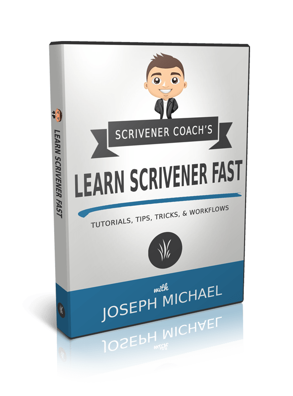 Learn Scrivener Fast