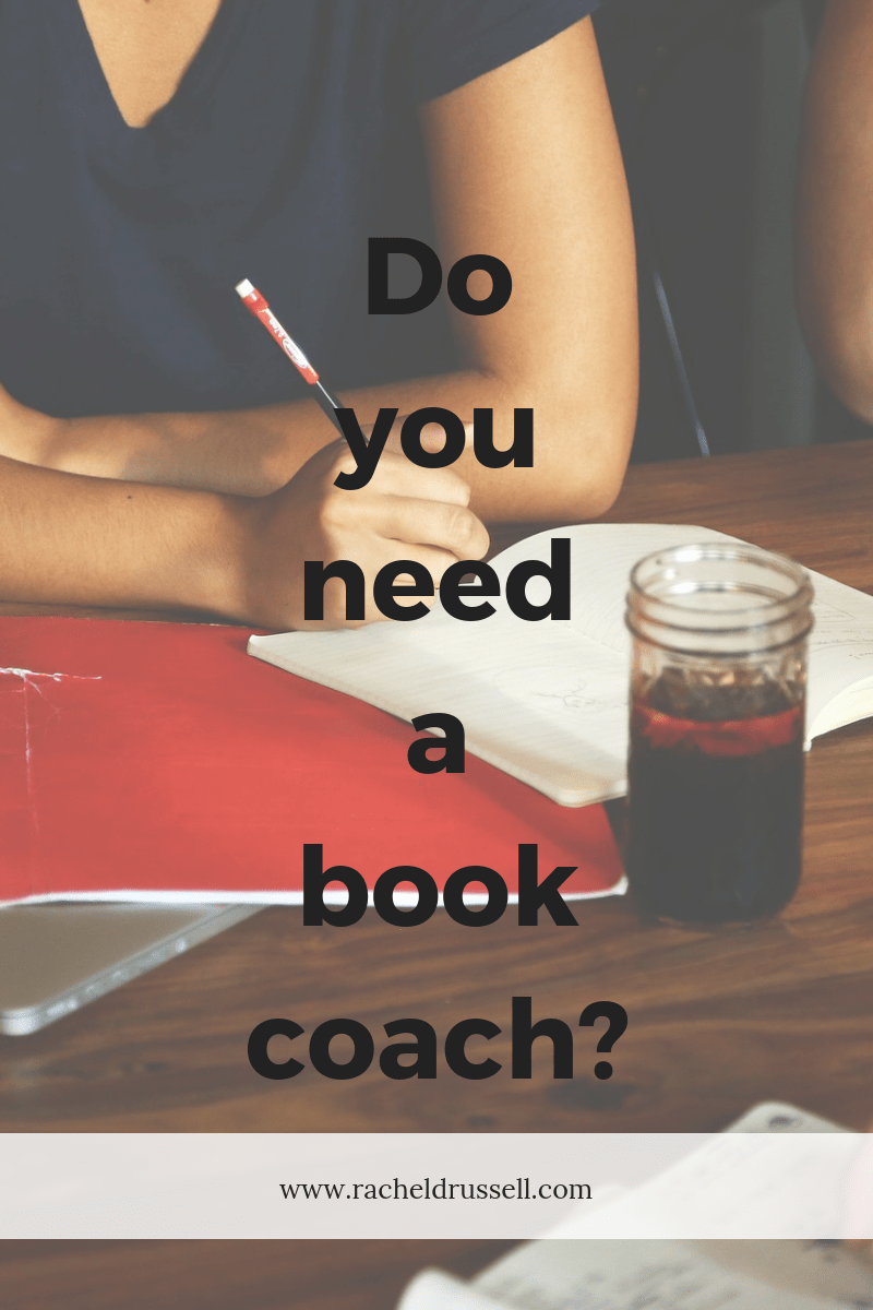 find a book coach