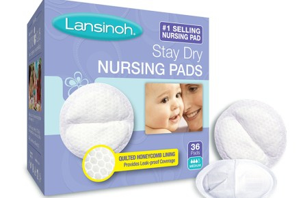 Breastfeeding pad