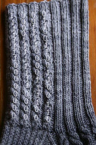 Gray code in cables
