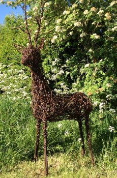 Willow Sculptures