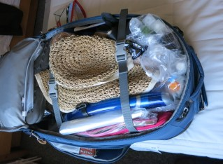 Packing for a solo trip