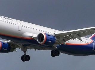 Flying Aeroflot