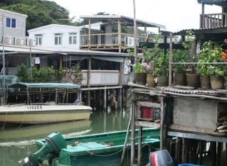 Tai O, Village on Stilts