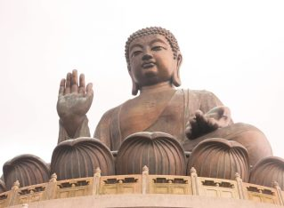 My Big Buddha Trip (and a Cable Car)