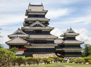 Matsumoto: My First Japanese Castle