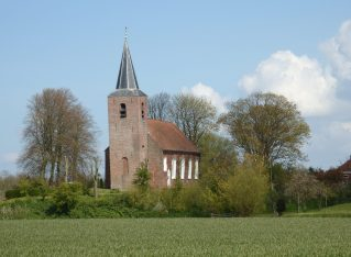 Churches of Groningen province (part 1)