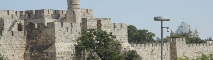 Going to Jerusalem? First Visit the Tower of David