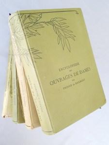 Encyclopédie des ouvrages de dames par Thérèse de Dillmont