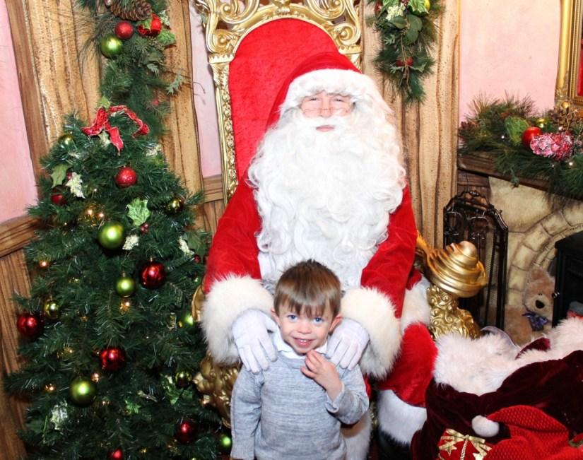 Santa visit blog copy