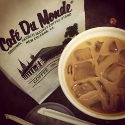 Cafe du Monde Breakfast
