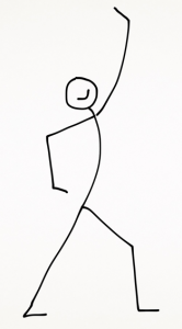Dance anywhere, any how to move your body and improve your health