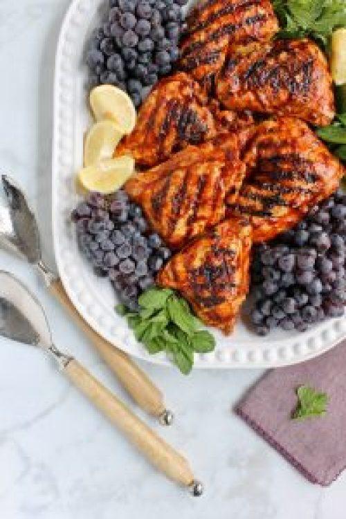 Red Wine BBQ Chicken