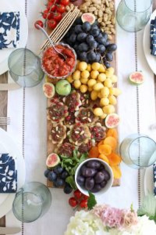Easiest Fall Appetizer Board