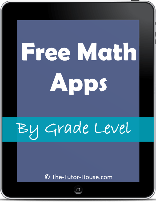 Free Math Apps By Grade Level - the-tutor-house.com