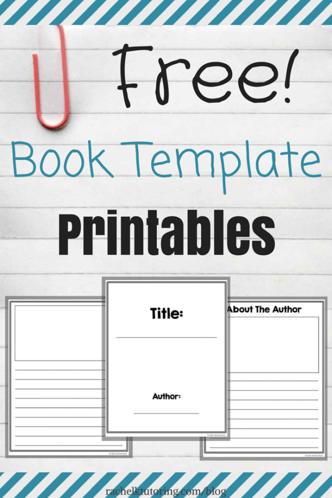 Kids Book Template. free childrens book template signup write kids ...