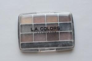 L.A. Colors 12 shadow pallete