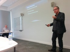 Henk Borgdorff BCU workshop 2