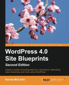 WordPress Site Blueprints by Rachel McLean