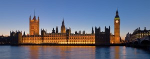The Secret Spaces in the House of Commons