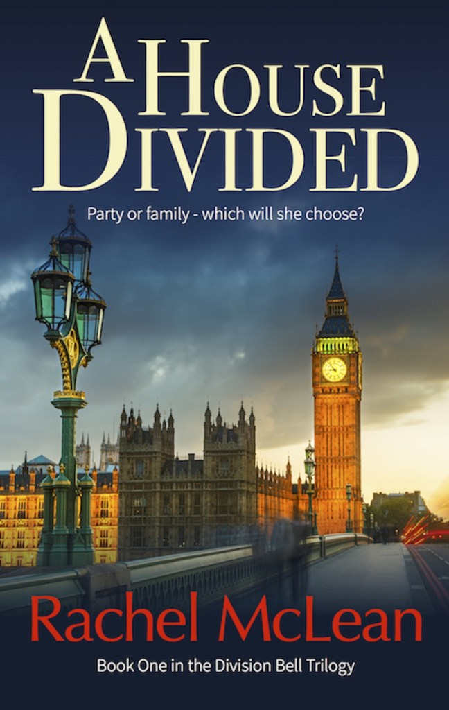 A House Divided by Rachel McLean cover