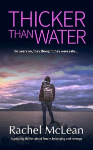 Thicker Than Water by Rachel McLean