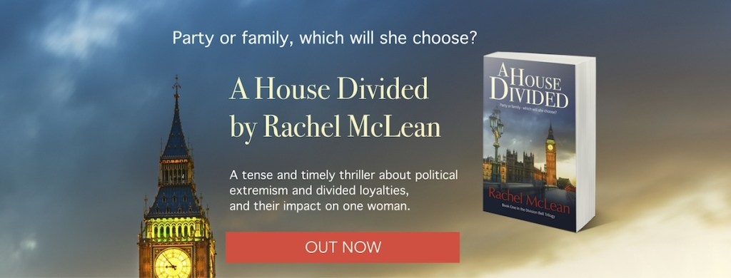 A House Divided - a tense and timely political thriller