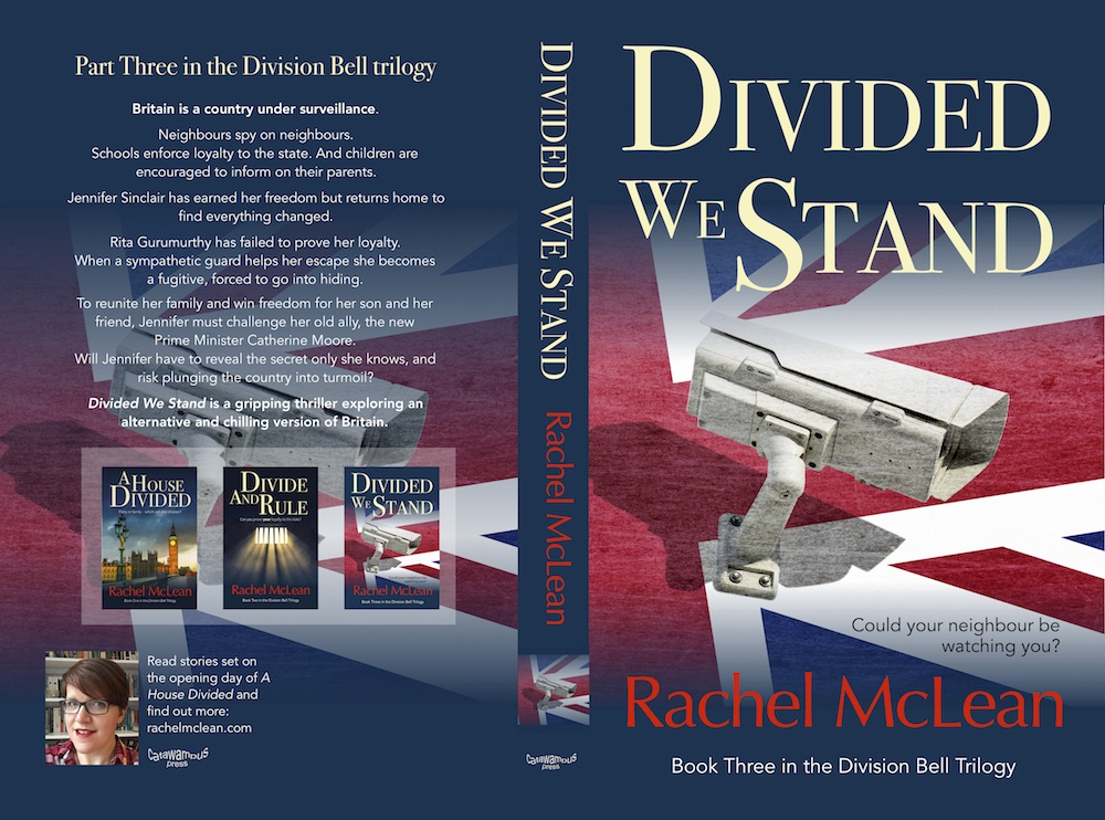 Divided We Stand by Rachel McLean