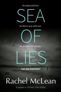 Sea of Lies by Rachel McLean