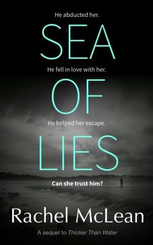Sea of Lies by Rachel McLean