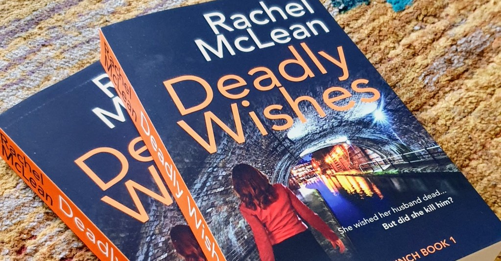 Deadly Wishes paperback