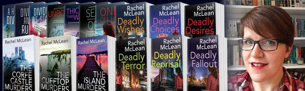Rachel McLean books