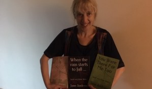 Interview with Jane Andrews, Cross-genre Author