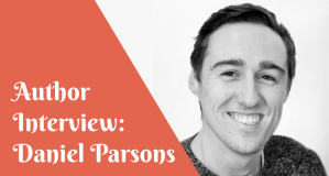 Interview with Daniel Parsons, Fantasy and Horror Author