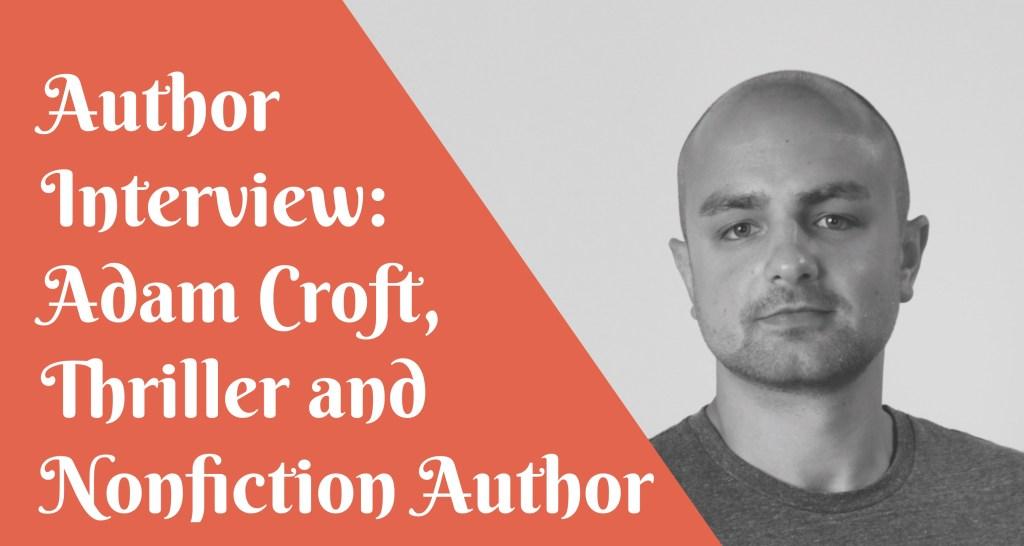 Author interview Adam Croft
