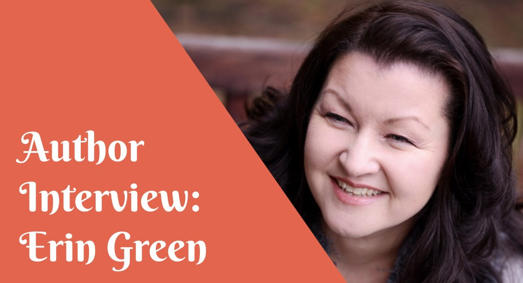 Author Interview Erin Green