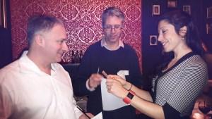 Dating workshop divorce club Rachel New London