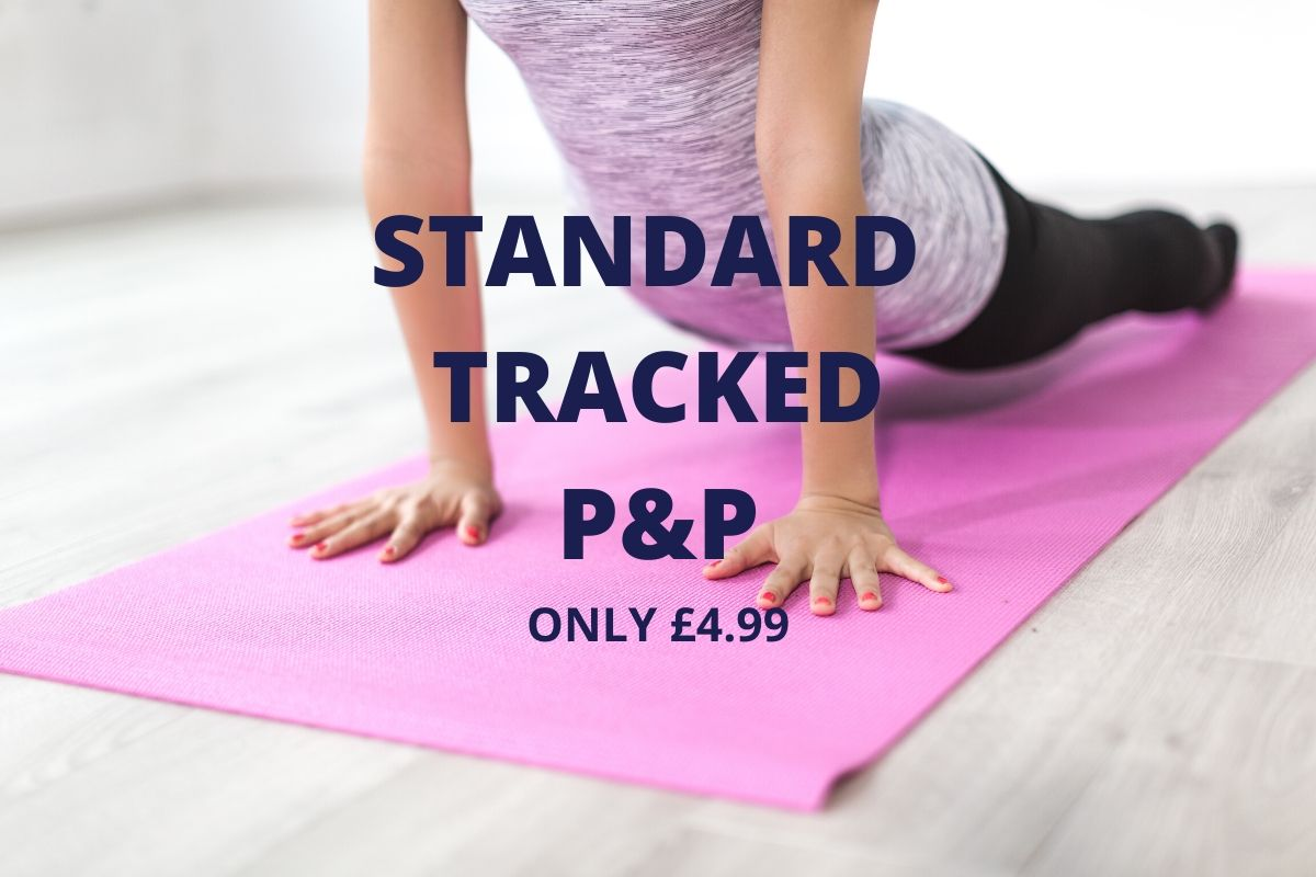 Standard Tracked Delivery £4.99