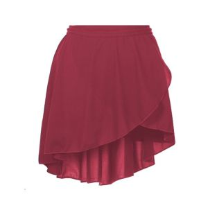 Wrap Over Georgette Skirt