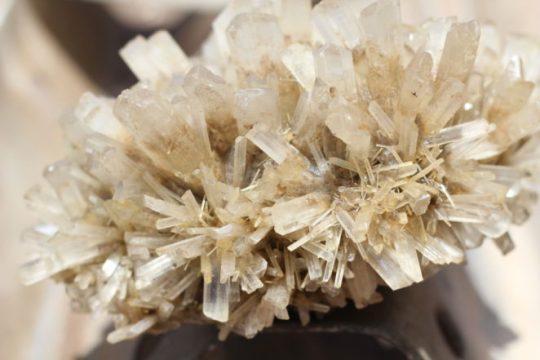 lac assal salt crystals