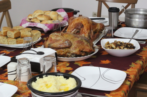 thanksgiving in djibouti