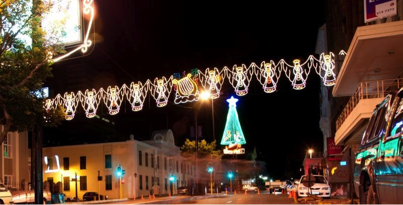 south africa christmas