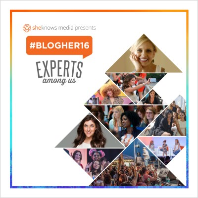 Get Bloggy with Me at BlogHer 2016