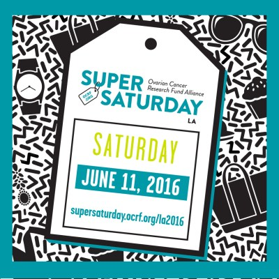 Shop for A Cause at Super Saturday